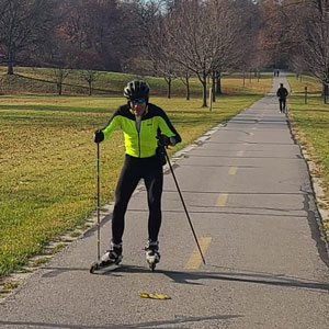 NordicSkiRacer 10km Rollerski Invitational on Saturday, Nov 14