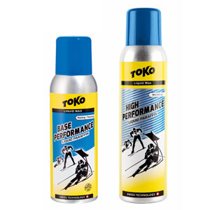 Toko's early American Birkebeiner wax recommendation
