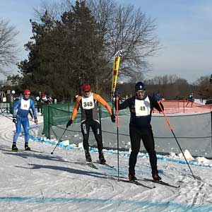 RESULTS: Wakeley and Callison win Frosty Freestyle