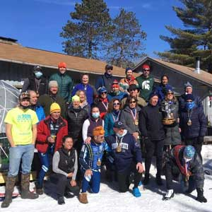 Cross Country Ski Headquarters wins 2020-2021 Michigan Cup