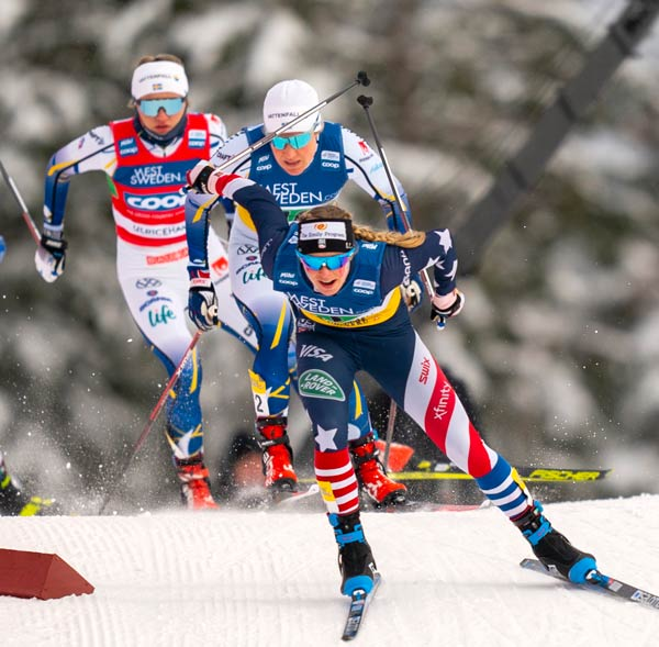 US Cross Country Ski Team announced
