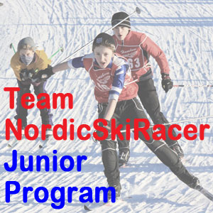Announcing Team NordicSkiRacer Junior Ski Club