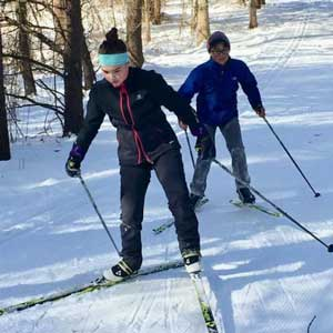 Team NordicSkiRacer Junior Ski Club is starting its second season