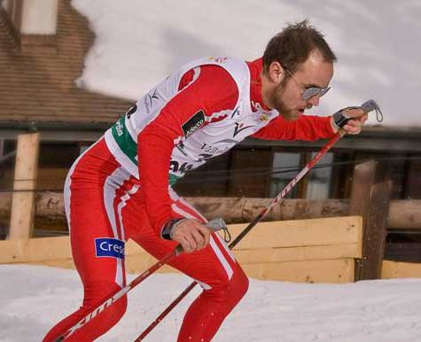 Tord Asle Gjerdalen, Norway's number one racer