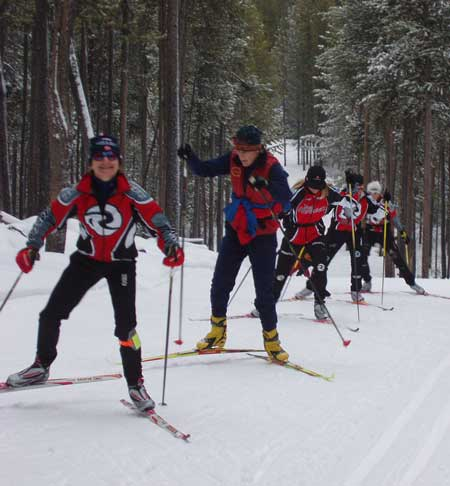 Yellowstone Ski Trails