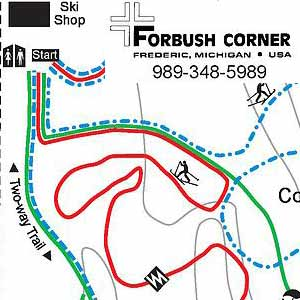 Forbush Corner pushing on without founder, help from weather