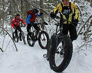 Vasa Trail committee submits Fat Bike plan to DNR