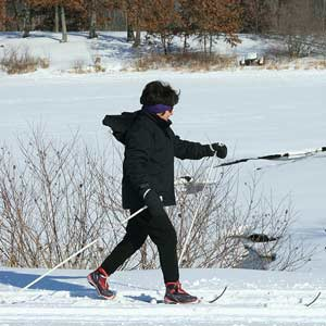 Skiers! Kensington Metropark Master Plan Meeting Dec 3