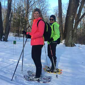Leelanau State Park adds multi-use ski / fat-tire bike trail