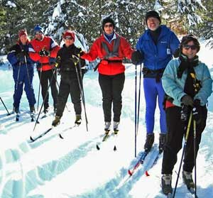 WSTC announces ski touring trips