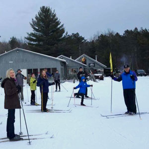 Cross Country Ski Headquarters One of 10 Best Cross Country Ski Destinations