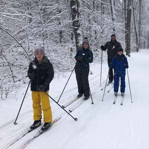 Expect an exceptional fun season at XC Ski HQ!