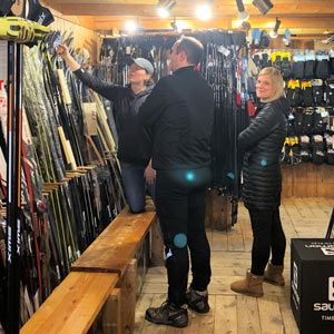 Cross Country Ski Headquarters ready for busy winter