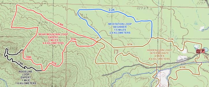 Big Bay Pathway