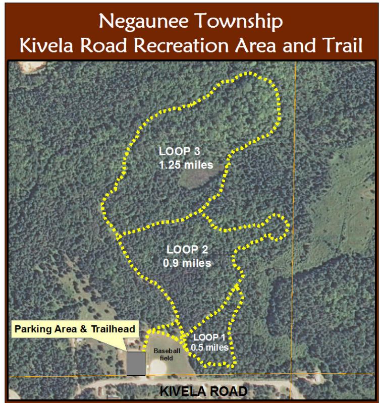 Kivela Road Trail