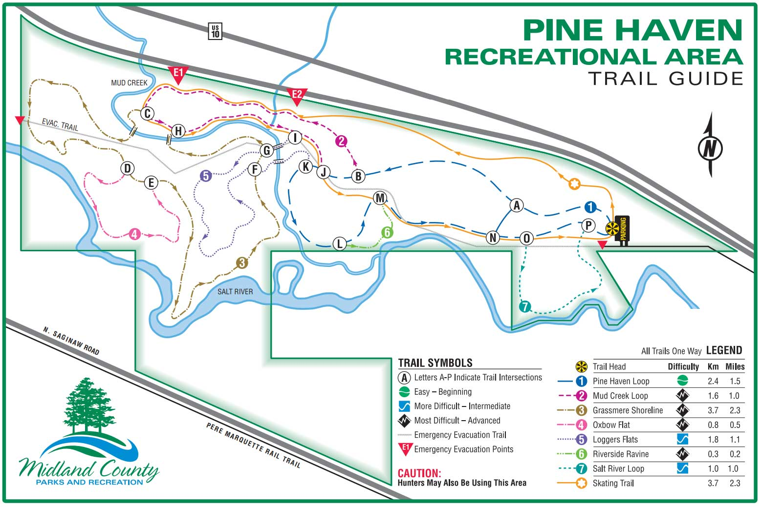 Pine Haven Recreation Area