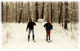 Chapin Forest, Pine Lodge Ski Center