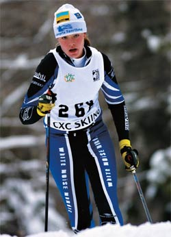 Gogebic Community College Nordic ski team