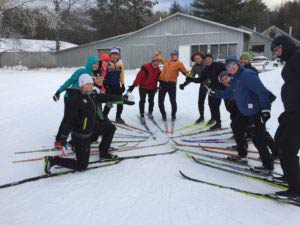Dec 10th: Ski Clinic with Amy Powell + Fast Wax Clinic with Dan Meyer
