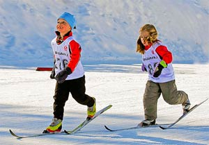 Ski classes for kids start December 14