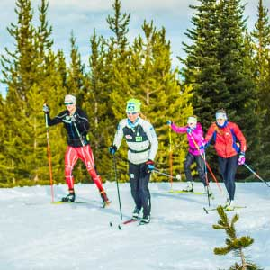 CXC offers on-snow ski camp at Yellowstone Ski Festival