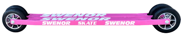 Swenor Skate Special Edition Pink rollerskis