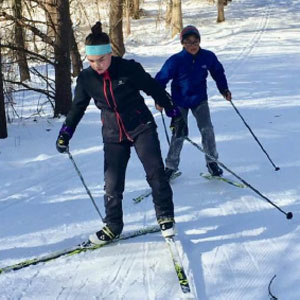 Team NordicSkiRacer Junior Ski Club starts its third season